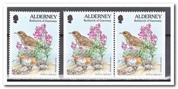 Alderney 1997, Postfris MNH, Birds Complete - Alderney