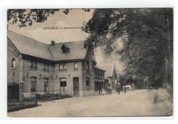 HERZELE  Kasteeldreef 1921 - Herzele