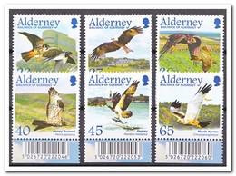 Alderney 2002, Postfris MNH, Birds - Alderney