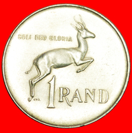# SILVER: SOUTH AFRICA ★ 1 RAND 1966 ENGLISH LEGEND! Riebeeck (1619-1677) LOW START ★  NO RESERVE! - Afrique Du Sud
