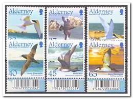 Alderney 2003, Postfris MNH, Birds - Alderney