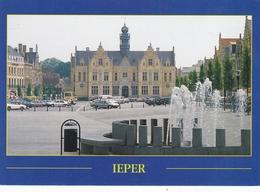 Belgium Ypres Palace Of Justice Postcard Unused Good Condition - Belgium