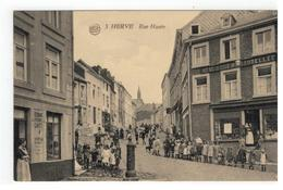 3  HERVE  Rue Haute - Herve