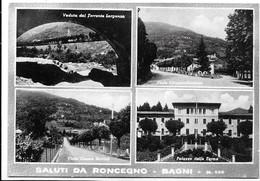 Saluti Da Roncegno (Trento). Vedutine. - Trento