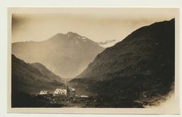Kleines Privat Foto Arlbergstraße Kleine Kapelle Haus 1920er Jahre - Orte