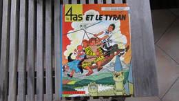 LES 4 AS ET LE TYRAN             CRAENHALS - 4 As, Les