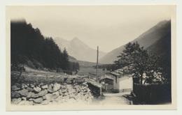 Kleines Privat Foto Straßenpartie St. Jakob Jacob Im Stanzertal 1920er Jahre - Lieux