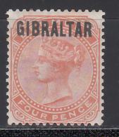 1886 YVERT Nº 5  /*/ - Gibraltar