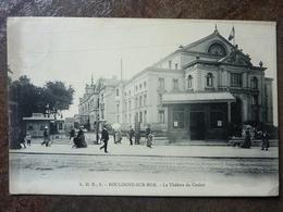 BOULOGNE SUR MER   Le Théâtre Du Casino   TBE - Boulogne Sur Mer