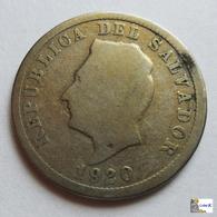 El Salvador - 5 Centavos - 1920 - Salvador