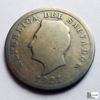El Salvador - 5 Centavos - 1921 - El Salvador
