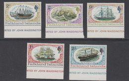 Falkland Islands 1970 SS Great Britain 5v (margin)  ** Mnh (42241A) - Falklandeilanden