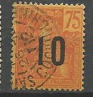 INDOCHINE N° 64 OBL TB - Indocina (1889-1945)