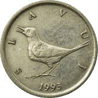 Monnaie, Croatie, Kuna, 1993, TTB, Copper-Nickel-Zinc, KM:9.1 - Croatia