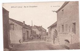 MOLAY Rue De Champdivers - France
