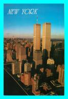 A743 / 535  NEW YORK The Twin Towers Of The World Trade Center - NY - New York