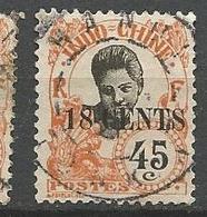 INDOCHINE N° 83 OBL TB - Indochine (1889-1945)