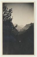 Kleines Privat Foto Piz Laa ? Von Hochfinstermünz Aus 1920er - Orte