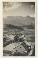 Kleines Privat Foto Schloss Mühlen Bei Nauders Mit Piz Mundin Mondin 1920er - Orte