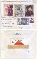 Francia - Storia Postale, Raccomandata E Assicurata. Affrancata E Viaggiata - Francia