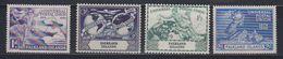 Falkland Islands 1949 UPU 4v ** Mnh (42243) - Falklandeilanden
