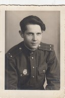 RUSSIA. #1233 A PHOTO. ARMY. MILITARY. KRASNOARMEETS. GERMANY. 1945 *** - Proyectores De Cine