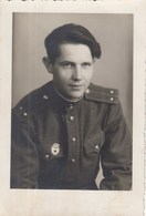 RUSSIA. #1233 A PHOTO. ARMY. MILITARY. KRASNOARMEETS.2 GERMANY. 1945 *** - Proyectores De Cine
