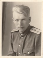 RUSSIA. #1235 A PHOTO. ARMY. MILITARY. KRASNOARMEETS. GERMANY. 1945 *** - Proyectores De Cine