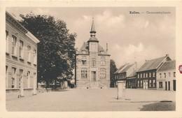 CPA - Belgique - Kalloo - Gemeenteplaats - Beveren-Waas