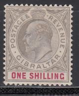 1903    YVERT Nº 42  /*/ - Gibraltar