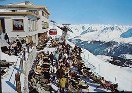 AROSA Weisshorngipfel Luftseilbahn Ski Restaurant - GR Grisons