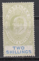 1903    YVERT Nº 43 /**/ - Gibraltar