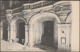 Les Tribunes, Côté Droit, Cathédrale, Avignon, C.1900-05 - Neurdein CPA ND103 - Avignon