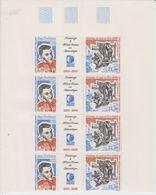 TAAF 1993 Meteo France Strip 2v + Label (4x) ** Mnh (TA202) - Franse Zuidelijke En Antarctische Gebieden (TAAF)