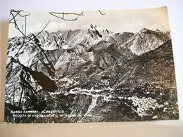 1959 - Massa  Carrara -  Il Pasquillo - Veduta Di Antona - Il Monte Sacro - Alpi Apuane - Carrara