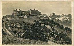 007509  Rigi-Kulm  1928 - Schweiz