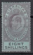 1903    YVERT Nº 45  /*/ - Gibraltar