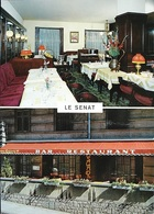 GENÈVE Rue Emile Yung 1 Restaurant Bar Le Senat Propr. O. Zufferli - GE Genève