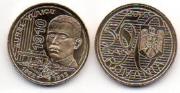 Romania - 50 Bani 2010 UNC Lemberg-Zp - Romania