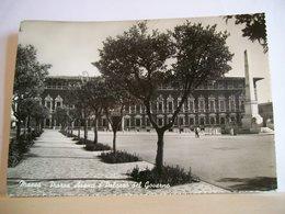 1954 - Massa Carrara - Piazza Aranci E Palazzo Del Governo - Obelisco -  Vera Fotografia - Massa