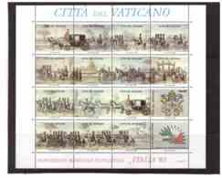 ESPOSIZIONE MONDIALE DI FILATELIA  ITALIA  '85 - Erinnophilie