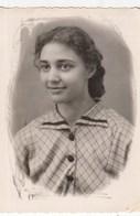 UKRAINE. #1245  A PHOTO. BALT. BEAUTIFUL GIRL. GIRL 1957  *** - Proyectores De Cine