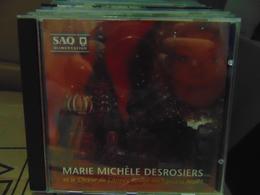 Marie Michele Desrosiers Et Le Choeur De L'Armée Rouge Chantent Noel (disque Promotionnel) - Chants De Noel