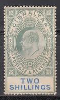 1904-08   YVERT Nº  53  /*/ - Gibraltar