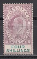 1904-08   YVERT Nº  54  /**/ - Gibraltar