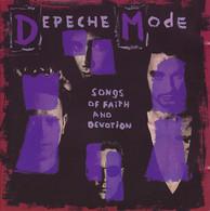 Depeche Mode- Songs Of Faith  & Devotion - Dance, Techno & House