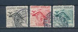 Nederland/Netherlands/Pays Bas/Niederlande/Paesi Bassi 1929 Mi: 225-227 Yt: TA6-8 Nvph: LP6-8 (Gebr/used/obl/o)(4321) - Airmail