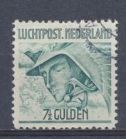 Nederland/Netherlands/Pays Bas/Niederlande/Paesi Bassi 1929 Mi: 227 Yt: TA8 Nvph: LP8 (Gebr/used/obl/o)(4323) - Airmail