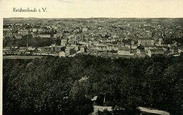007515  Reichenbach I. V.  Gesamtansicht - Reichenbach I. Vogtl.