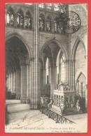 """C.P.A. (93 ) """" L'ABBAYE DE SAINT-DENIS  """"  Tombeau De LOUIS XII Et Anne De Bretagne      -X 2 Photos - Saint Denis"""